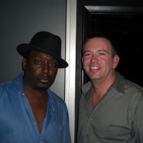 Charles Fulp and Big Daddy Kane.