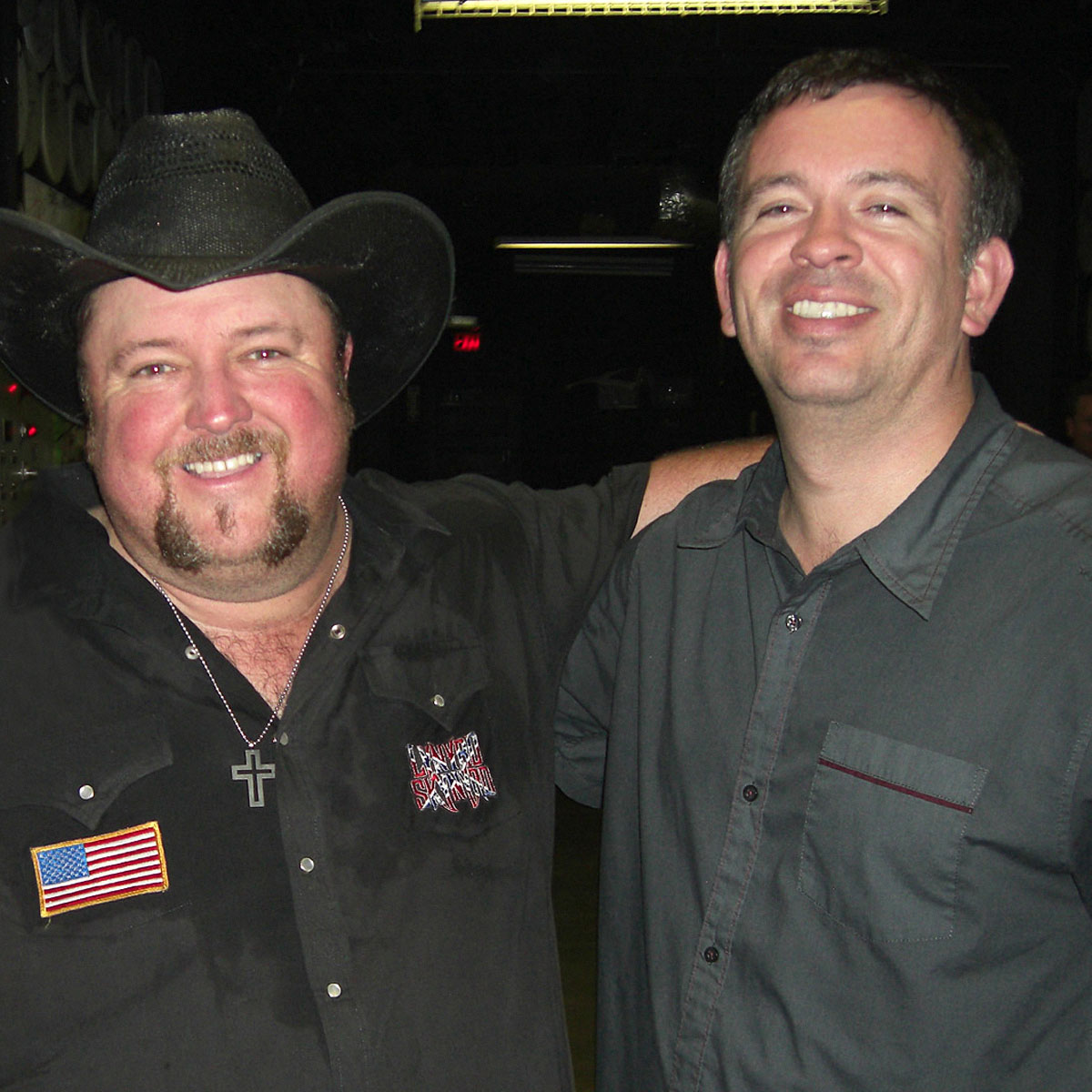 Charles Fulp and Colt Ford.